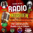 Veteran Reggae Artist Ruddy Irie reasons with Ras Sherby aka Dj Naturalist